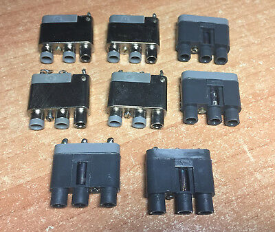 Wandel & Goltermann / Philips - instruments input plugs - receptacles