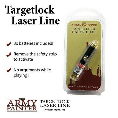 Targetlock Laser Line The Army Painter Brand New AP-TL5046