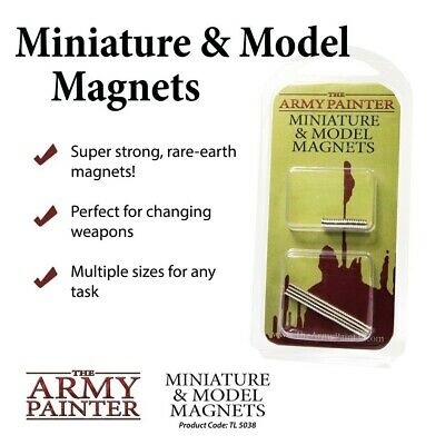 Miniature & Model Magnets The Army Painter Brand New AP-TL5038