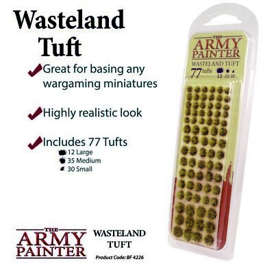 Wasteland Tuft The Army Painter Brand New AP-BF4226
