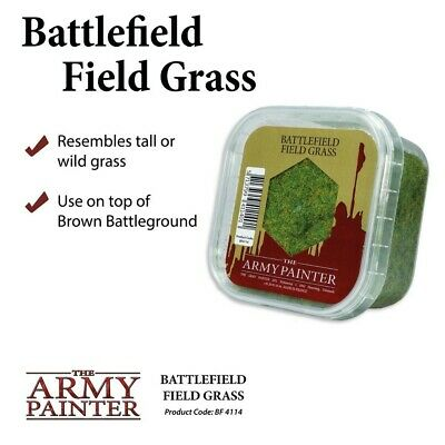 Battlefield Field Grass The Army Painter Brand New AP-BF4114