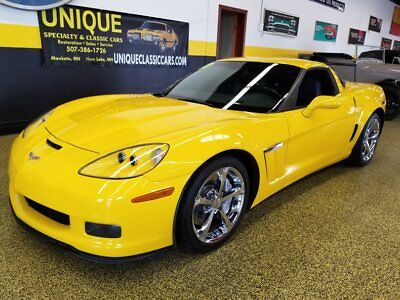 2010 Chevrolet Corvette Grand Sport 3LT Coupe 2010 Chevrolet Corvette Grand Sport 3LT, only 25k miles! MAKE OFFER!