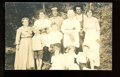 Michigan-REAL PHOTO-Mesick-family-Arthur wilber