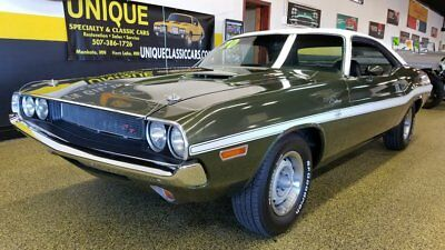 1970 Dodge Challenger RT 1970 Dodge Challenger RT, TRADES?
