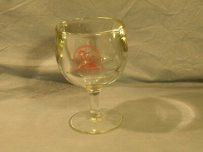 Vintage Max & Erma's Bar heavy Glass No Chips