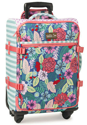 Matilda Jane Happy Trails Suitcase Carry On Suit Case Luggage New Sold Out