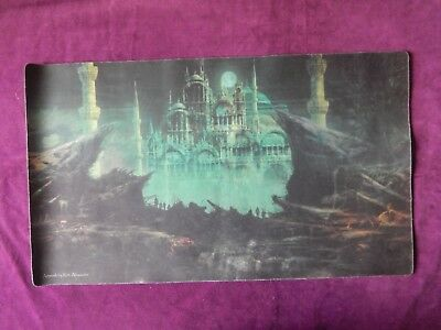 Rare Rob Alexander The Dead City The Gathering? Trading Card Duelist/Play Mat