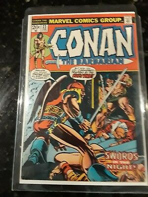 Conan the barbarian #23 1st Red Sonja!!No reserve! Good luck and Thank you!!