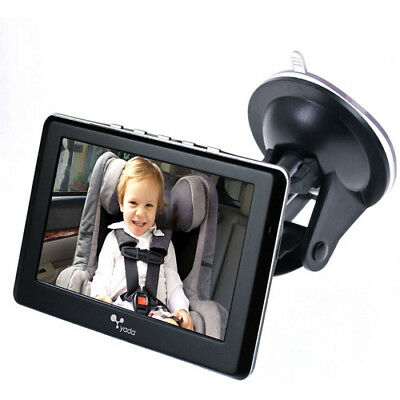 Yada Digital Tiny Traveler Video Baby Monitor Rear View Mount Car Camera New