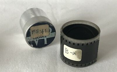 Vintage 35mm V.P. Film Strip Series C Great Explorers Part IV Sir Francis Drake