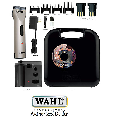 Wahl Professional Animal Equine Pet 5-in-1 Cordless Horse Clipper  #8786-800