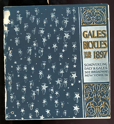 Catalog-1897-Gales , Duane & Gotham Cycles-Schoverling, Daly & Gales-Sterling