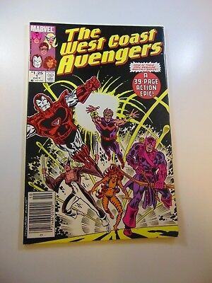 West Coast Avengers #1 VF- condition Huge auction going on now!