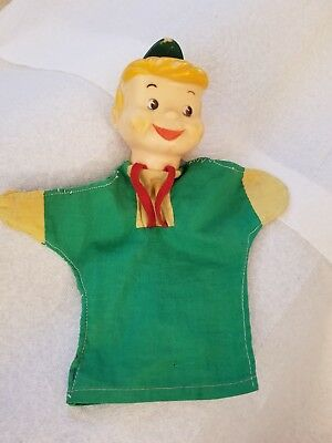 Vintage RARE THE JETSONS HAND PUPPET BY KNICKERBOCKER ELROY JETSON .