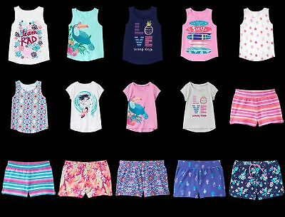 NEW Gymboree girls summer Mix n' Match (May) tee shorts size 4 5 6 7 8 YOU PICK
