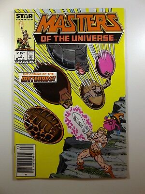Masters of The Universe #2 Star Comics Series Beautiful NM- Condition!!