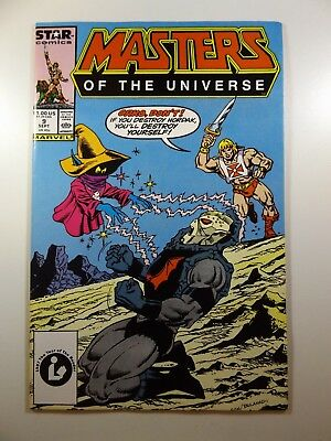 Masters of The Universe #9 Star Comics Series Beautiful NM- Condition!!