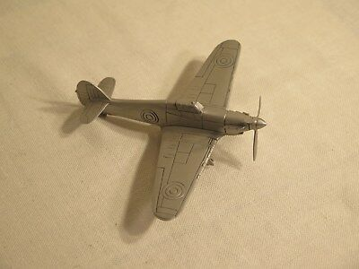 Great Fighter Planes of WW ll Hawker Hurricane England The Danbury Mint Pewter