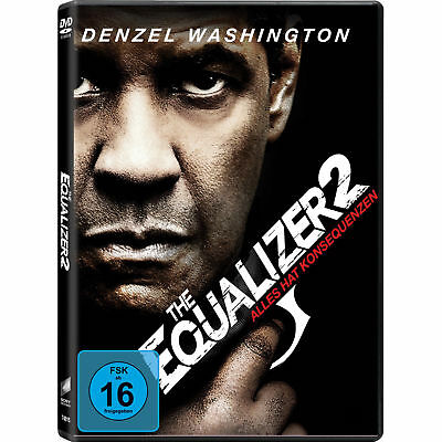The Equalizer 2 - DVD NEU OVP