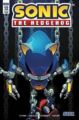 Sonic The Hedgehog #12 Comic -  Choose Your Cover Variant -  Idw Publishing