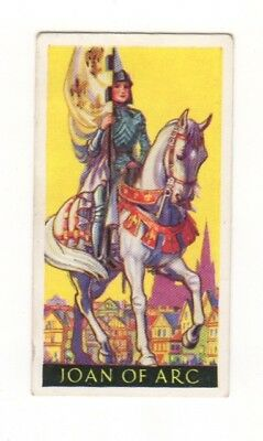Godfrey Phillips - Military. Joan of Arc  (France)