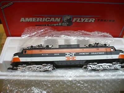 American Flyer/lionel Nh Ep5 With Tmcc Remote Control