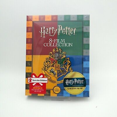 Harry Potter 8-Film Collection - Blu-ray Slip Case Edition (2019)