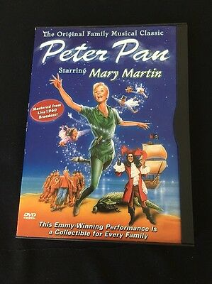 PETER PAN STARRING Mary Martin