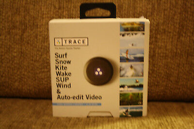 TraceUpTrace The Action Sports Tracker - Surfing, Skiing Snowboarding open box