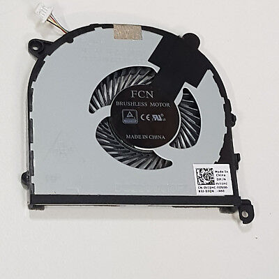 Cooling Xps 15