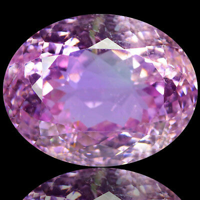 30.09 Ct Wow Flawless Rare Natural Best Pink Kunzite Awesome Gemstone