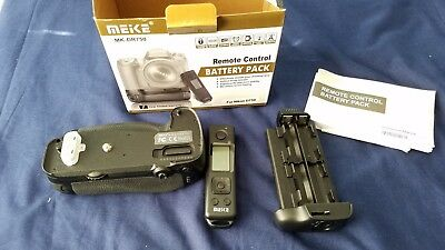 Meike MK-DR750 Wireless Control Battery Grip for Nikon D750 as MB-D16 Excellent