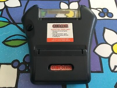 Game Genie Game Gear de Sega