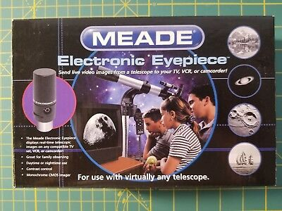 MEADE - Electronic Eyepiece  - Brand New -