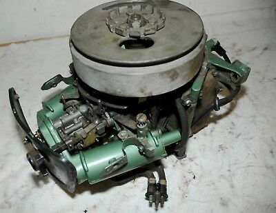1954 Johnson Seahorse 5.5 HP COMPLETE POWERHEAD  Outboard Boat Motor Engine Part