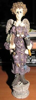 Boyds Bears & Friends The Folkstone Collection Ms. Patience Angel of Teachers
