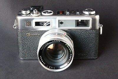 Yashica Electro 35 GSN Rangefinder Camera, Refurbished, New POD, Good Shooter!