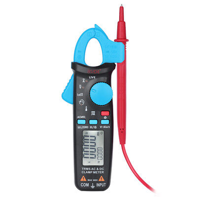 BSIDE ACM91 1mA Clamp Meter AC/DC Strom TRMS Auto-Ranging 6000 Punkten H0D8