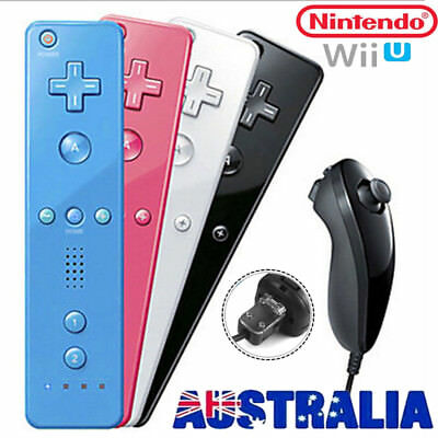 Remote and Nunchuck Controller with Silicone Wrist Strap Case for NINTENDO WII
