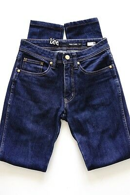 lee 'high tube-L1' skinny blue jeans…size 6…vgc...
