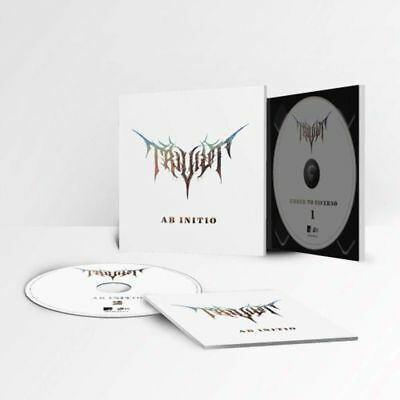 Trivium - Ember To Inferno - Ab Initio (2016 2CD Deluxe Ed. reissue) - CD - New