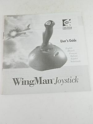 Logitech WingMan Joystick User
