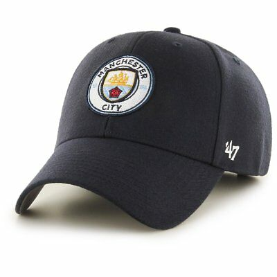 47 Brand Relaxed Fit Cap - MVP Manchester City FC navy