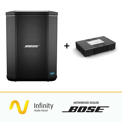New Bose S1 Pro Powered / Battery Speaker System Australian Dealer Free Delivery