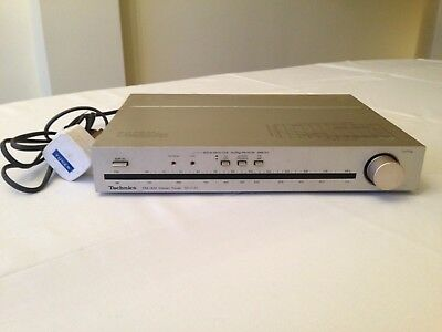 Technics ST-C01 Mini FM/AM Stereo Tuner