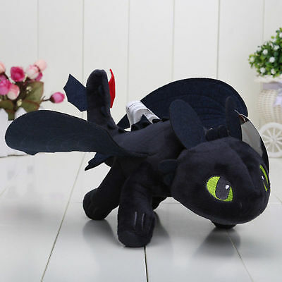 Movie How to Train Your Dragon Characters Childrens Plush Stuffed Cute Toy Doll