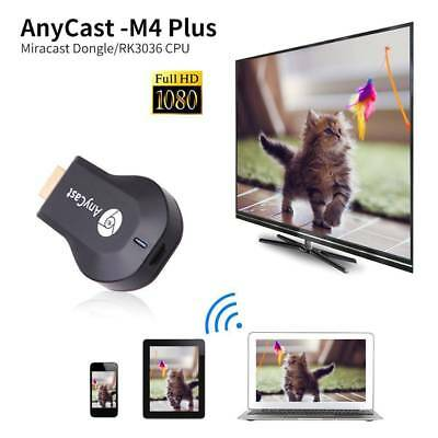 ANYCAST TV Miracast HDMI Dongle Media Video Streamer Airplay WIFI IOS Android M4