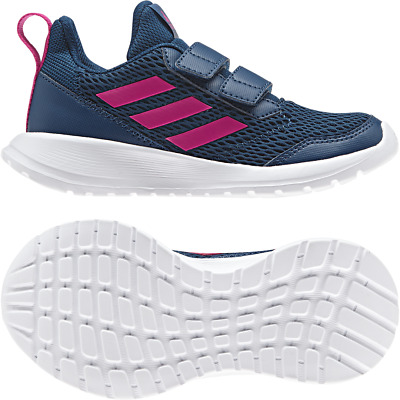 Adidas Kids Shoes Running AltaRun CF K School CG6894 Fashion Hook Trainers e43df099d