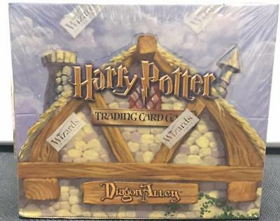 Harry Potter Trading Card Game Diagon Alley Booster Box 36 Packs - New & Sealed