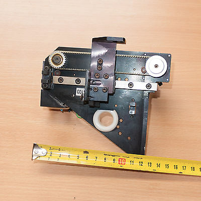 IKO Linear bearing IKO LWL9/M3 120mm with Mechanics and Stepper Motor + Limit sw